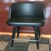Bar/Restaurant Auction - upholstered bar stools