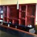 Bar/Restaurant Auction - 12' back bar, compartmentalized